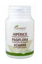 Hyperico-Pasiflora-Azahar 100 Comp. - Plantapol