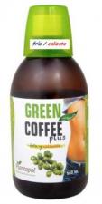 Green Coffee Plus (Cafe Verde) Liquido 500 Ml. - Plantapol