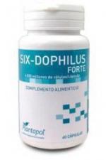 Six Dophilus Forte 60 Cap.  - Plantapol