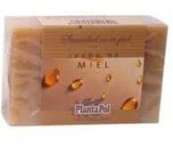 Jabon Natural De Miel 100 Gr. - Plantapol