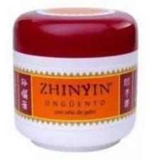 Zhinyin Unguento Uña De Gato 50 Ml. - Plantapol