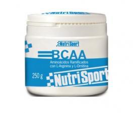 Nutri-Sportbcaa Aminoacidos Ramificados Polvo Nutrisport - Farmacia Ribera
