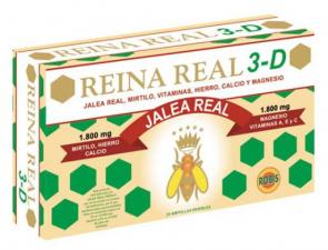 Reina Real 3 Edad 20Amp - Robis