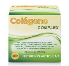 Colageno Complex 20 Sbrs. - Robis