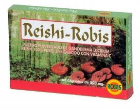 Reishi Robis 40 Cap.  - Robis