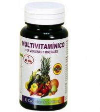 Multivitaminico Mineral 30 Caps. - Robis