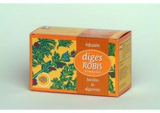 Diges Robis Filtros Digestivo 20 Sbrs. Bio - Robis
