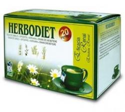 Herbodiet Inf. Eficacia Renal 20 Filtros - Novadiet