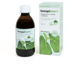 Bronquitoran C Jarabe 250 Ml. - Herbora