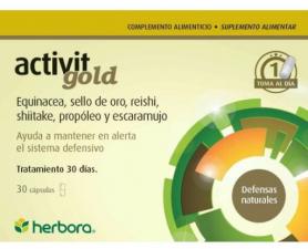 Activit Gold 30 Cap.  - Herbora