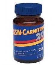 L Carnitina Pura 80 Comp. - Varios
