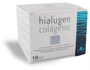 Hialugen Colageno Polvo 18 Sbrs.