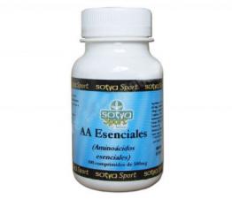 Aminoacidos Esenciales 500Mg. 100 Comp. - Sotya