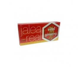 Sotya Jalea Real Vital Con Ginseng 20 Ampollas - Farmacia Ribera