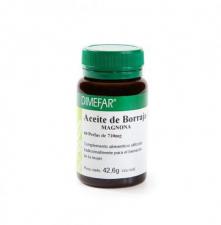 Magnona Aceite De Borraja 500Mg. 60 Cap.  - Dimefar