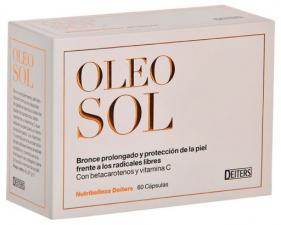 Oleosol Aceite De Zanahoria 60 Cap.  - Deiters