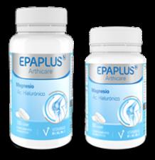 Epaplus Magnesio+Hialuronico 120 Comp. - Varios