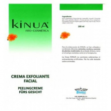 Crema Exfoliante 200 Ml. Kinua - Bellsola