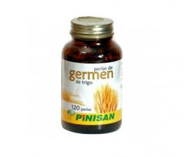 Pinisan Perlas Germen De Trigo, 120 Perlas 500 Mg - Farmacia Ribera