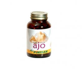Pinisan Perlas De Ajo 500 Mg 120Perlas - Farmacia Ribera