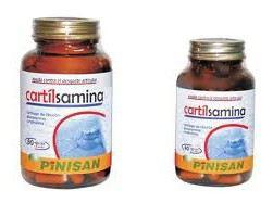 Cartilsamina (Cartilago De Tiburon) 40 Cap.