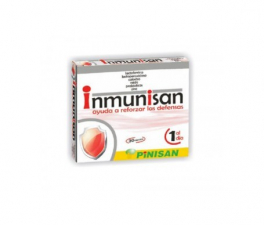 Pinisan Inmunisan, 30 Cápsulas. - Farmacia Ribera
