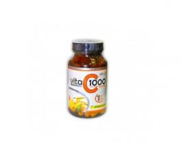 Pinisan Vitamina C 1000 Mg, 90 Cápsulas. - Farmacia Ribera