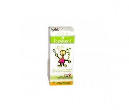 Pinisan ¡A Comer! Jarabe 250 Ml - Farmacia Ribera