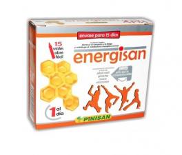 Pinisan Energisan 15 Viales - Farmacia Ribera
