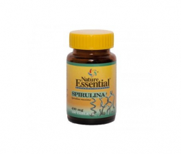 Nature Essential Spirulina 400 Mg 100 Tabletas - Farmacia Ribera
