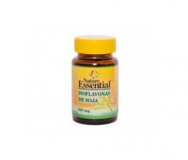Nature Essential Isoflavonas De Soja 620 Mg 50 Perlas - Farmacia Ribera