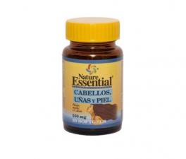 Nature Essential Cabellos, Uñas Y Piel 30 Perlas - Farmacia Ribera