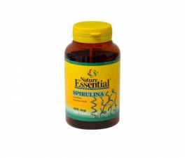 Nature Essential Espirulina 250 Tabletas - Farmacia Ribera