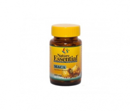 Nature Essential Maca 500 Mg 50 Cápsulas - Farmacia Ribera