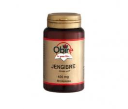 Obire Jengibre 60 Cápsulas - Farmacia Ribera