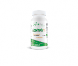 Naturlider Alcachofa Plus Std 60 Vcaps - Farmacia Ribera