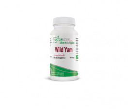 Naturlider Wild Yam Std 60 Vcaps - Farmacia Ribera