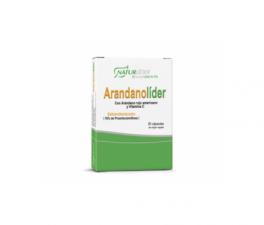 Naturlider Arandanolider Std 30 Vcaps - Farmacia Ribera