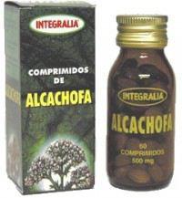 Alcachofa 500Mg. 60 Comp - Integralia