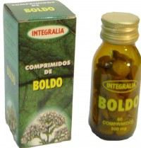 Boldo 500Mg. 60 Comp. - Integralia