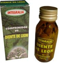 Diente De Leon 500Mg. 60 Comp. - Integralia