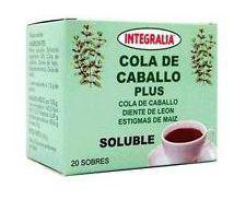 Cola De Caballo Plus Soluble 20 Sbrs. - Integralia