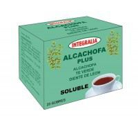 Alcachofa Plus Soluble 20 Sbrs. - Integralia