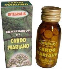 Cardo Mariano 500Mg. 60 Comp. - Integralia