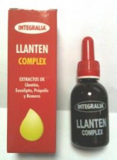 Llanten Complex Extracto 50 Ml. - Integralia