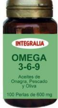 Omega 3-6-9 100Perlas