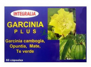 Garcinia Plus 60 Cap.  - Integralia
