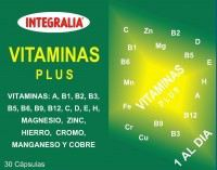 Vitaminas Plus 30 Cap.  - Integralia