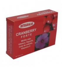 Cranberry Forte 60 Caps. - Integralia