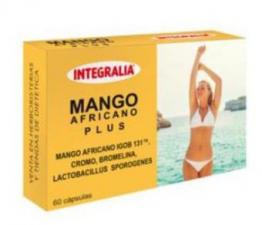 Mango Africano Plus 60 Cap.  - Integralia